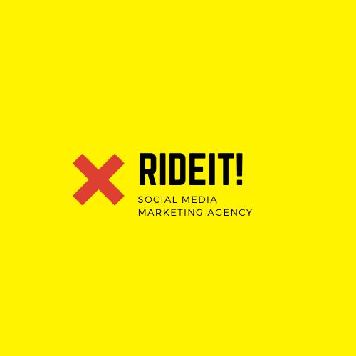 Agence marketing Rideit! - LOGO